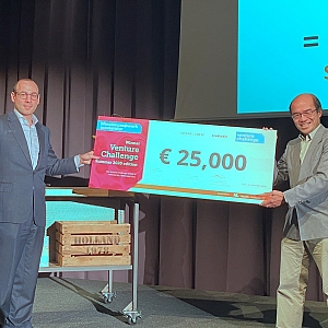 The Winner of the Venture Challenge Summer 2020 is PacingCure! picture