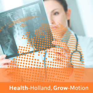 Top Sector Life Sciences & Health presents new Knowledge and Innovation Agenda: Grow~Motion picture