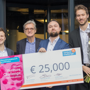 SeraNovo wins the 20th edition of the LS@W Venture Challenge picture