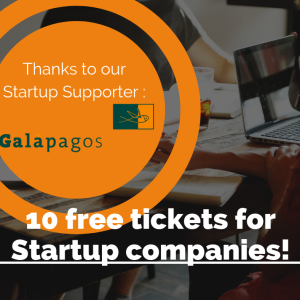 Free tickets available for Startups picture