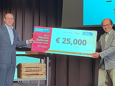 The Winner of the Venture Challenge Summer 2020 is PacingCure!