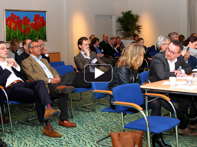 Impression Dutch Life Sciences conference 2016